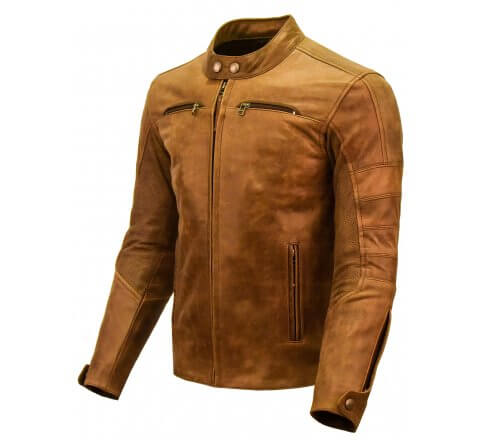 MAVERICK LEATHER JACKET
