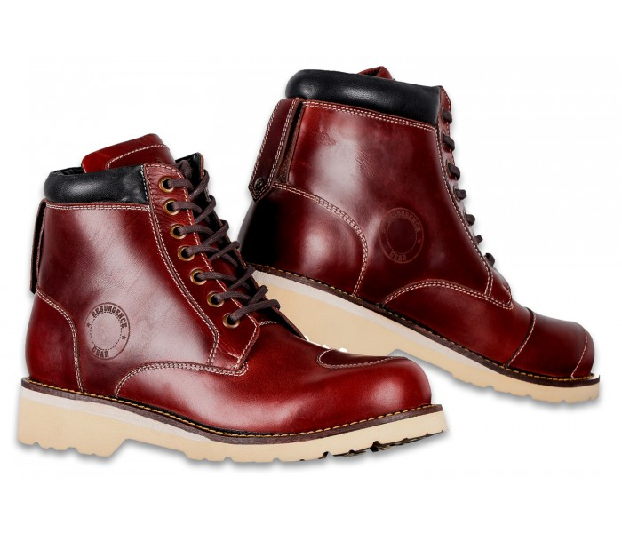 Cafe Racer Boot
