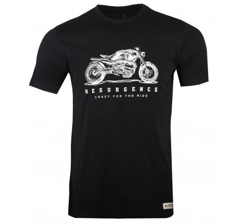 CRAZY FOR THE RIDE T SHIRT
